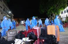 Quảng Nam lên phương án đón người khó khăn từ Đà Nẵng về quê