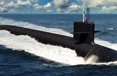 Mỹ đổ tiền phát triển tàu ngầm hạt nhân 'săn mồi đỉnh cao'