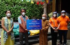 'Thực phẩm miễn phí cùng cả nước chống dịch' nhận 30 tấn nông sản từ Quỹ Đạo Phật ngày nay