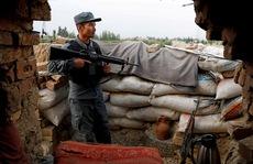 Nga 'đổ bê-tông' ở biên giới Afghanistan