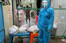 TP HCM: Tổng đài khẩn cấp của 'Chợ nghĩa tình' hỗ trợ người dân trong khu phong tỏa