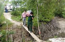 Hỗ trợ gia đình chính sách, người dân khó khăn vì dịch Covid-19 ở xã đảo Thạnh An