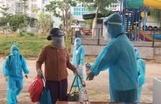 400 công dân Phú Yên đầu tiên từ TP HCM được đón về quê