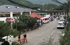 Trung Quốc: Sập ta-luy đường ở Bắc Kinh, 5 người thiệt mạng