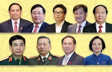 [Infographic] 27 thành viên Chính phủ nhiệm kỳ mới 2021-2026