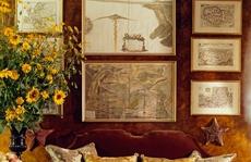 Mẹo treo tranh ảnh trên tường như chuyên gia nội thất