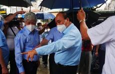 Chủ tịch nước Nguyễn Xuân Phúc: Bảo vệ tính mạng người dân là mục tiêu trên hết, trước hết