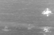 Mỹ: Máy bay Boeing hạ cánh khẩn xuống mặt biển
