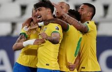 Brazil nhọc nhằn vào bán kết Copa America 2021