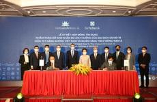 Vietnam Airlines và SeABank ký hợp đồng cho vay tái cấp vốn 2.000 tỉ đồng