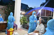 Bình Định: Một giáo viên mắc Covid-19, thị xã Hoài Nhơn dừng thi tốt nghiệp THPT đợt 1