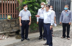 Chủ tịch UBND TP HCM Nguyễn Thành Phong thị sát những 'vùng xanh'