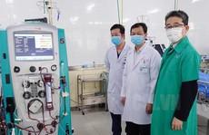 JICA khẩn cấp mua máy ECMO, máy thở cho TP HCM