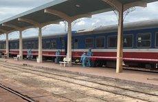 Thêm 368 công dân Thừa Thiên - Huế từ vùng có dịch đã về tới quê bằng tàu hỏa