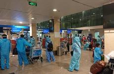 Quảng Nam đón 1.000 người bằng máy bay về cách ly tại khách sạn có thu phí