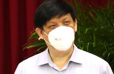Bộ trưởng Nguyễn Thanh Long: 'Thực hiện Chỉ thị 16 càng nghiêm thì càng đỡ lây nhiễm'