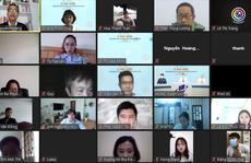 Khai giảng trực tuyến cho 524 sinh viên học cử nhân trực tuyến