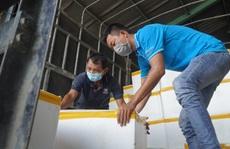 Hơn 3 tấn cá từ Quảng Bình vào đến tâm dịch TP HCM