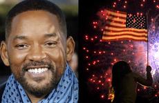 Tài tử Will Smith chi 'sộp' cho màn bắn pháo hoa mừng lễ