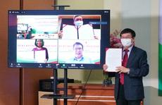 Hợp tác đào tạo, nghiên cứu và chương trình thực tập hưởng lương cho sinh viên tại Đài Loan