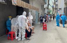 TP HCM: Người bán tạp hóa liên quan ổ dịch SARS-CoV-2 ở quận Tân Bình