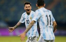 Messi khát khao cúp vô địch Copa America