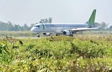 Xem xét khai thác máy bay Embraer tại sân bay Cà Mau