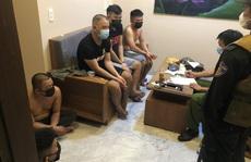 Bình Định: Bắt quả tang 89 nam, nữ thanh niên cùng chơi ma túy, bay lắc trong resort
