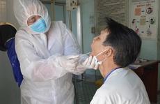 Bình Định: Test nhanh SARS-CoV-2 cho 30.000 người ở TP Quy Nhơn