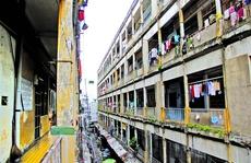 Đề xuất tập trung nhiều hơn trong tái thiết đô thị, chung cư cũ