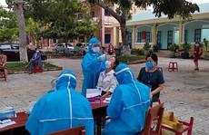 Hơn 1.000 mẫu xét nghiệm ở Núi Thành liên quan F0 ở Quảng Ngãi đã có kết quả