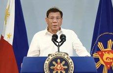Ông Duterte hé lộ hứng thú với ghế phó tổng thống Philippines