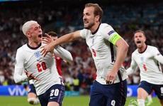 Được hưởng phạt đền, tuyển Anh vào chung kết Euro 2020