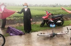 Đang cấy lúa, 4 phụ nữ bị sét đánh thương vong