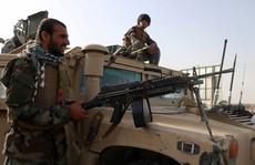 Khoảng trống ở Afghanistan