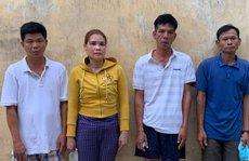 Quảng Nam: Bắt 2 vợ chồng chủ đường dây lô đề, cá độ bóng đá
