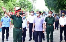 Bí thư Hà Nội: Lấy hiệu quả phòng chống dịch làm 'thước đo' quan trọng đánh giá cán bộ