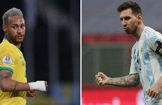 Chung kết Copa America 2021: Hấp dẫn Messi đấu Neymar