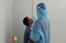 Một trung tâm xét nghiệm dã chiến SARS-CoV-2 được thành lập tại TP HCM