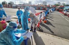 Phương Trang tiếp tục đưa gần 1.500 người dân Đắk Lắk, Kiên Giang và Phú Yên về quê tránh dịch