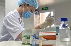 Vắc xin Covivac tiêm thử nghiệm cho 375 người ở Thái Bình