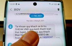 Cảnh báo: Nhiều thủ đoạn lừa đảo mới, chiếm đoạt tiền tài khoản ngân hàng