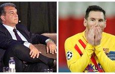 Barcelona- Messi: Khi ta không còn thuộc về nhau