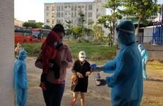 Phú Yên nâng tần suất đưa nhanh công dân vùng có dịch về quê