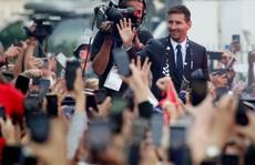 Chương mới trong sự nghiệp kỳ vĩ của Lionel Messi