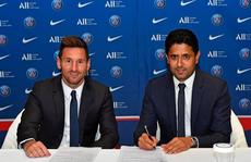 PSG ký hợp đồng 'bom tấn', Lionel Messi nhận số áo 30