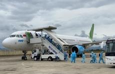 Bình Định tiếp tục thuê 5 chuyến bay đón gần 1.000 công dân từ TP HCM về quê