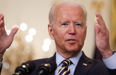 Tổng thống Joe Biden: Afghanistan phải tự lo lấy!