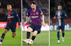 Fan PSG khuấy đảo mạng xã hội vì Lionel Messi