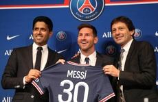 Lionel Messi ra mắt chính thức, chọn áo đấu 30 tại PSG